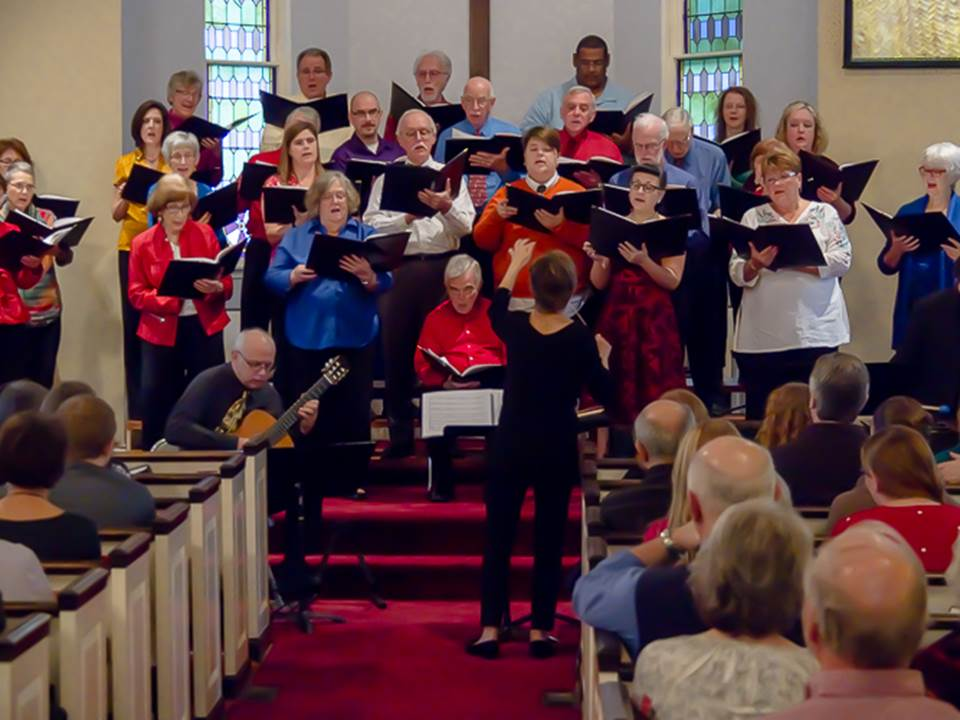 2015 Choir Cantata
