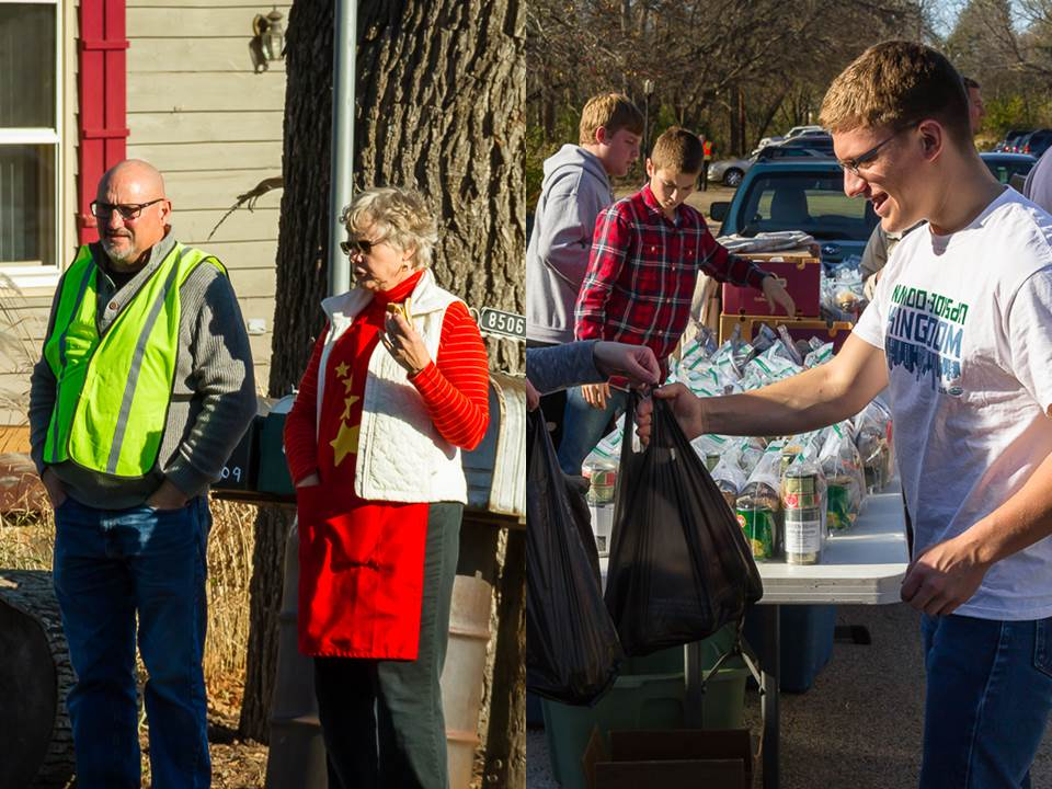 Food Distribution Fall 2015