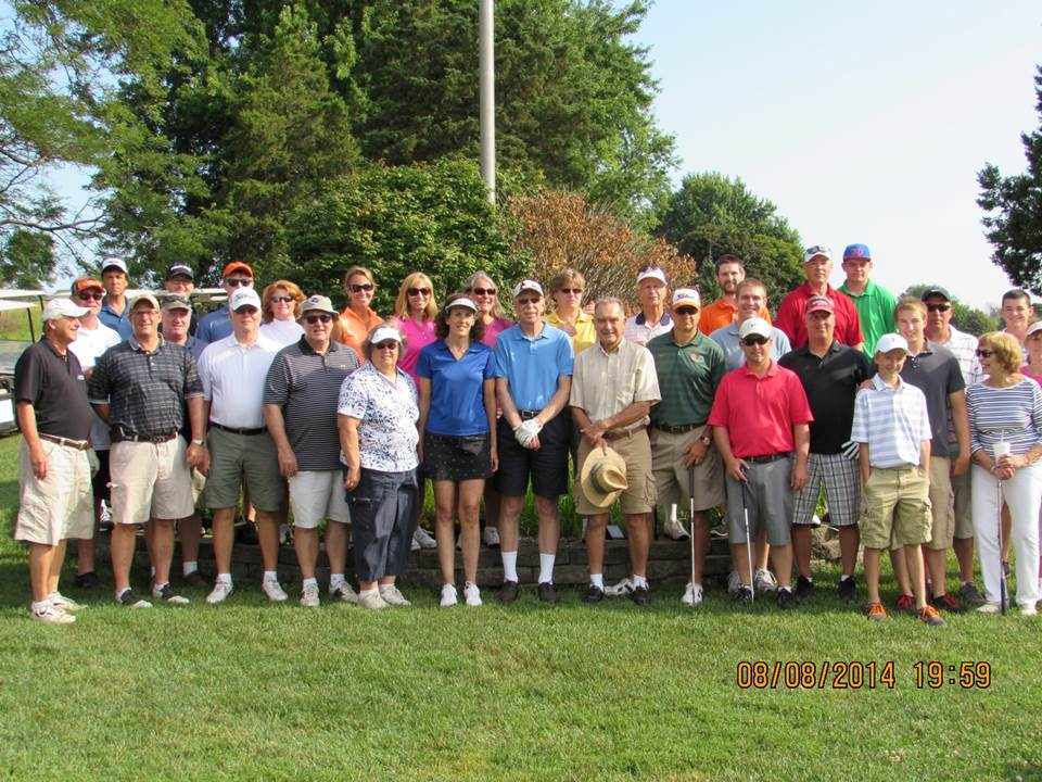Golf Outing Group Picture