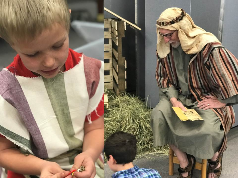 Intergenerational Advent Activities