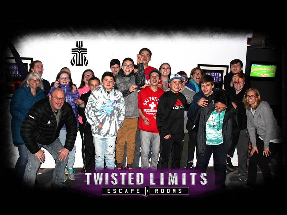 Twisted Limits Escape Rooms