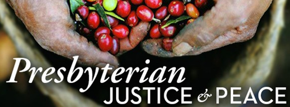 Presbyterian Peace and Justice news alerts